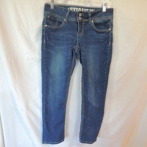 Hydraulic Jeans  Womens Bailey low rise 7/8